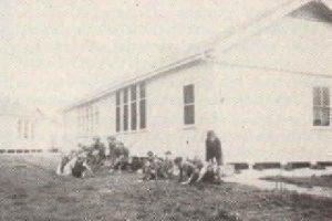 Kingscote History